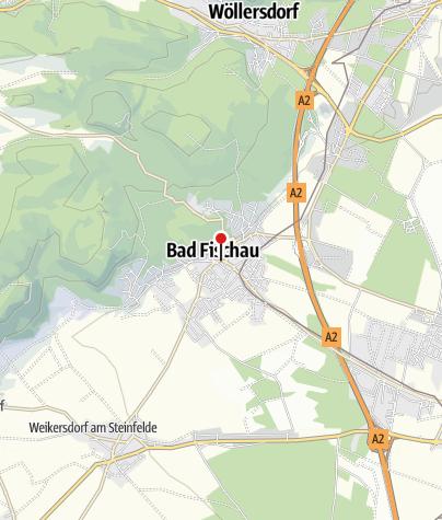 Mapa / Schneebergland Genussladen