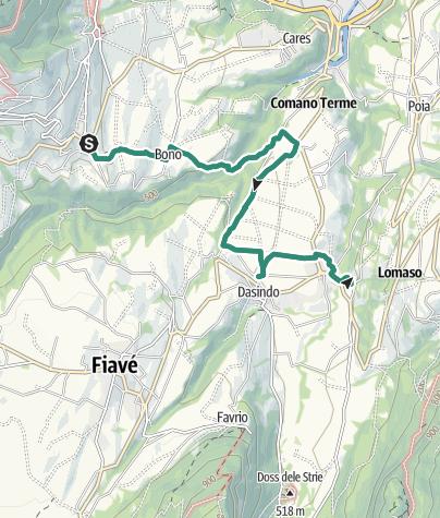 Cartina / Sentiero della Cooperazione 3
