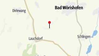 Karte / Landgasthof Hartenthaler Hof