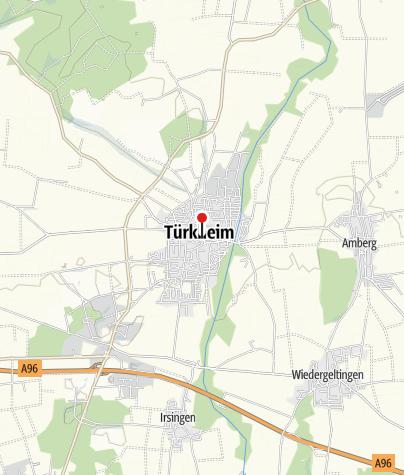 Karte / Markt Türkheim