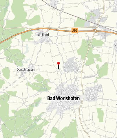 Karte / Sauna-Paradies in der Therme Bad Wörishofen