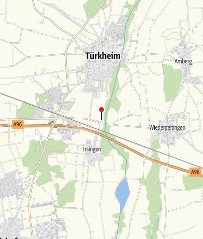 Karte / Reitanlage Gut Zollhaus