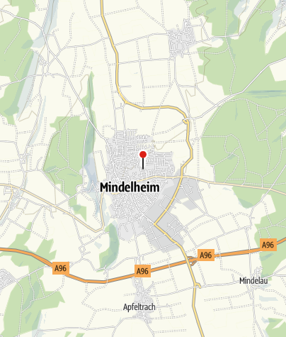Karte / Hallenbad Mindelheim