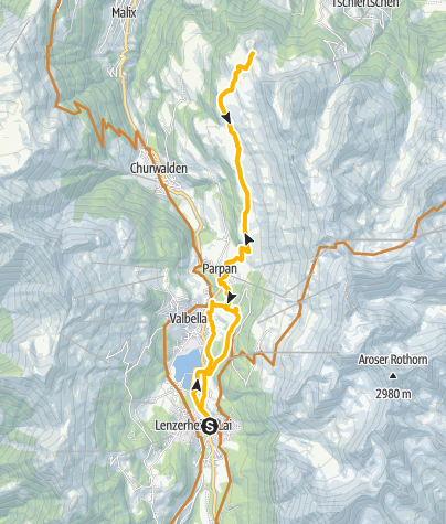 Karte / GPS ŠKODA KAROQ Joch Tour