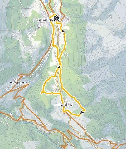 Map / GPS ŠKODA Lenz tour