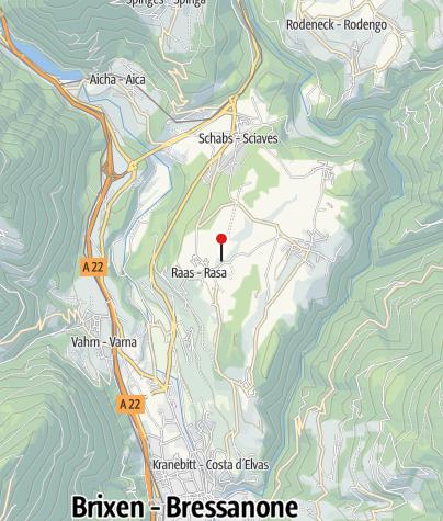 Mappa / Moserhof