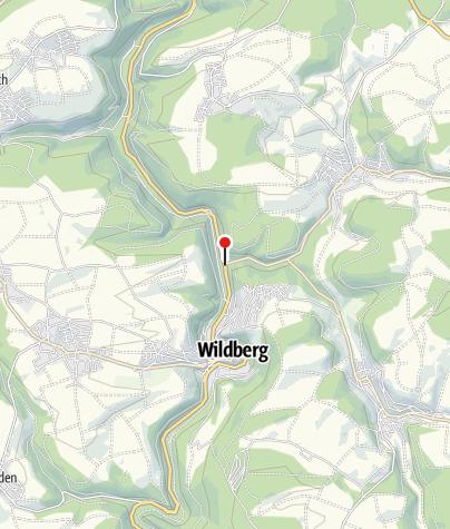 Karte / Wildberg, Autohaus Braun/Lidl