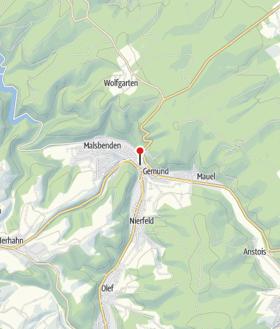 Karte / Gemünder Brauhaus am Nationalpark