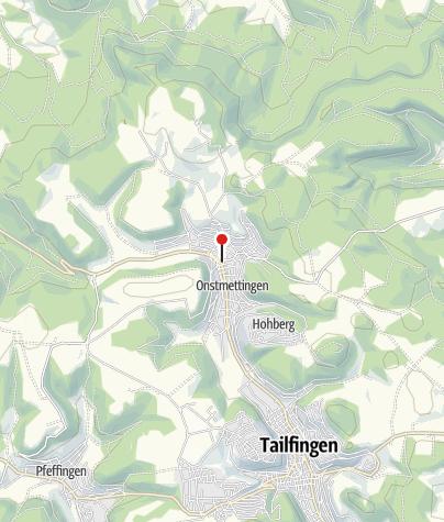 Karte / Onstmettingen Ph-G-Schaudt-Str