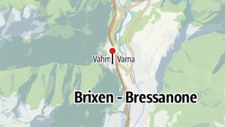 Mapa / Vahrn