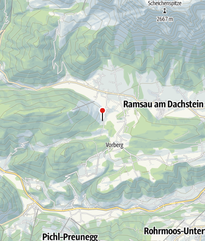 Map / Tischlberger/ Rittisberghütte