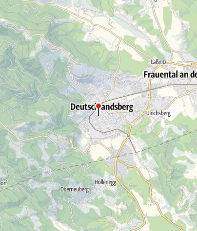 Karte / Tourismus Kompetenz Zentrum Süd & West Steiermark