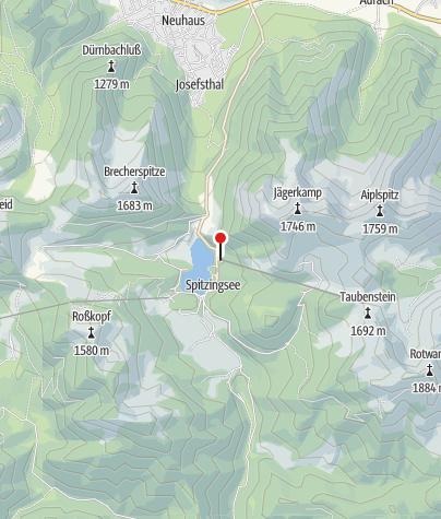 Karte / Tanzbar Spinnradl