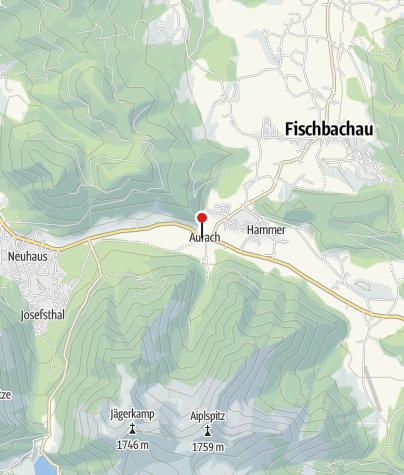 Karte / Gasthaus Mairhofer