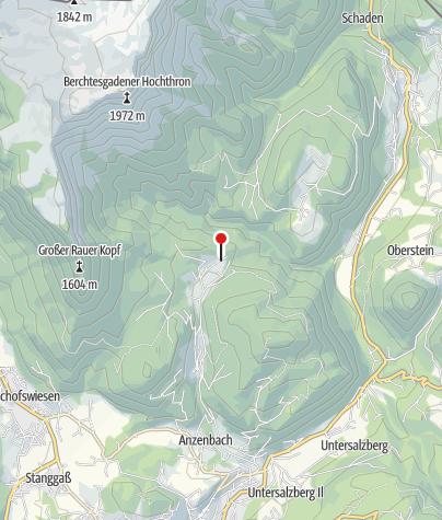 Karte / Gasthof Dürrlehen