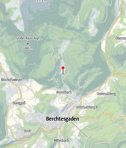 Karte / Gasthaus Maria Gern