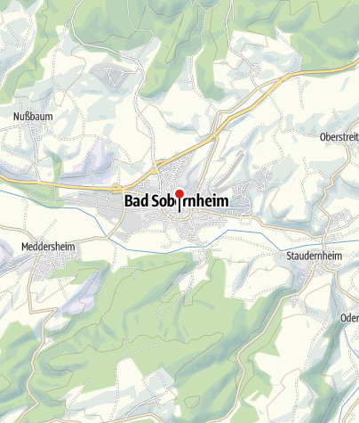 Karte / Altes Kunsthaus Linn - Ferienwohnung und Gästehaus