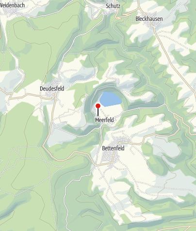 Karte / Ferienwohnung Mechthild Krüger