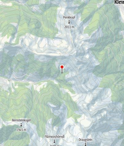 Karte / Ellmau-Heimalm (nicht bewirtschaftet)
