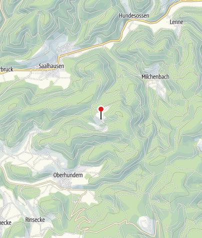 Map / Alpenhaus