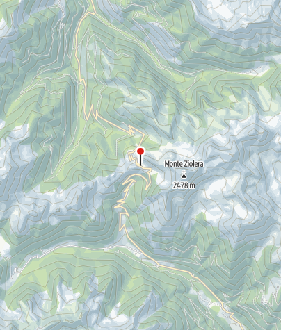 Cartina / Baita Manghen
