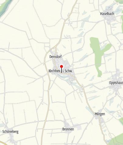 Karte / Pilgern auf dem Jakobus-Pilgerweg