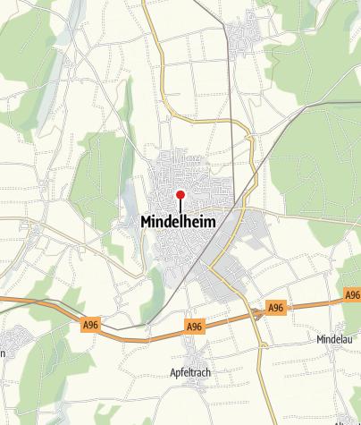 Karte / Stadttheater Mindelheim