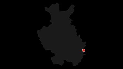 """Karte / Weserhöhen-Wanderung """"Rund um den Wildberg"""""""