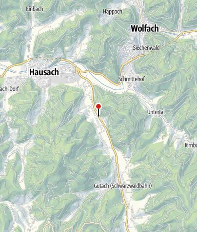 Karte / Gutach Vogtsbauernhof