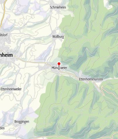 Karte / Münchweier Rebstock