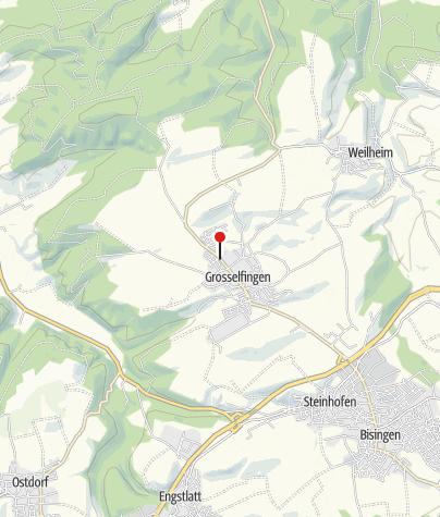 Karte / Grosself. Rangendinger Str.