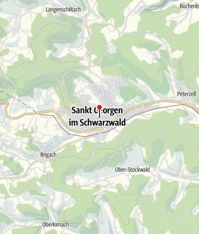Karte / St.Georgen Schwarzes Tor