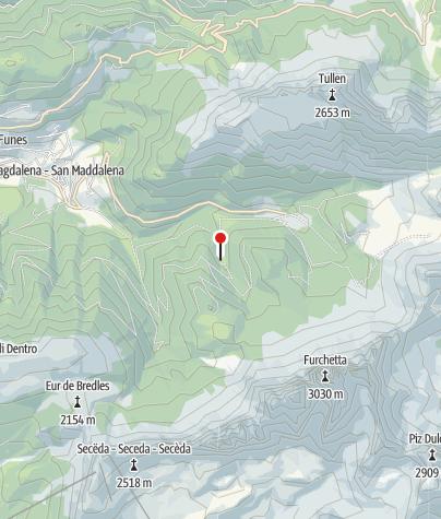 Map / Jagdhütte