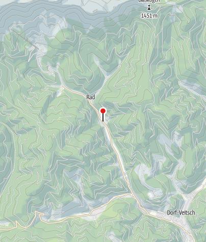 Karte / Fraiß, Privatzimmer