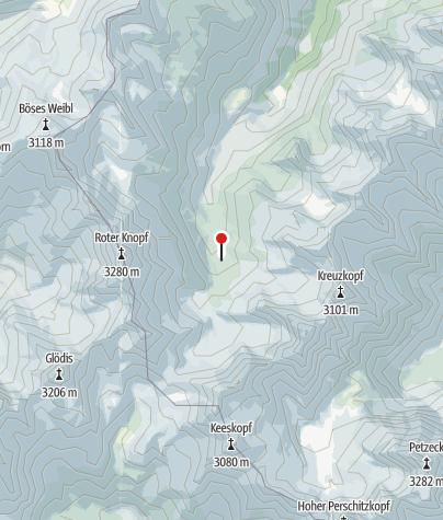 Karte / Elberfelderhütte