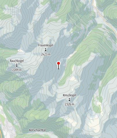 Karte / Tofernalm, 1.820 m (nicht bewirtschaftet)