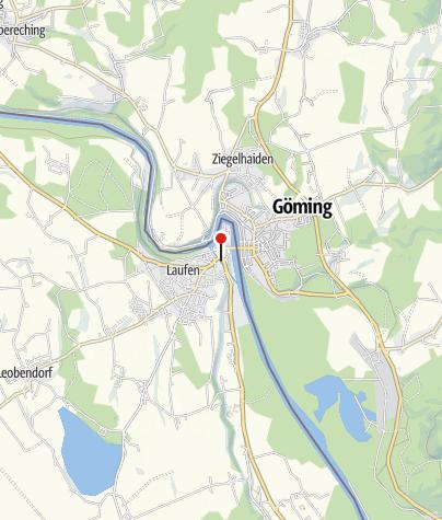 Karte / Klosterkirche Laufen