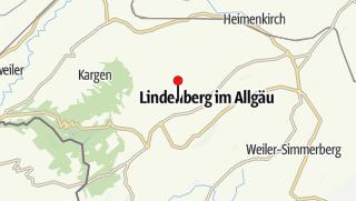 Karte / Parkplatz Waldsee