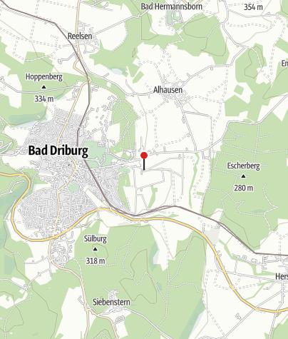 Karte / Gästehaus***  Steker