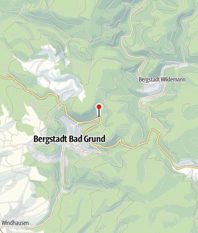 Karte / HöhlenErlebnisZentrum mit Iberger Tropfsteinhöhle