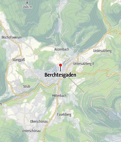 Karte / Markt Berchtesgaden
