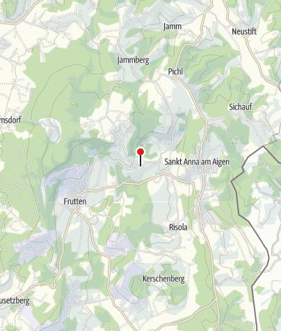 Karte / Weinhof Ulrich St. Anna