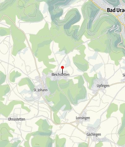 Karte / Bleichstetten Schule