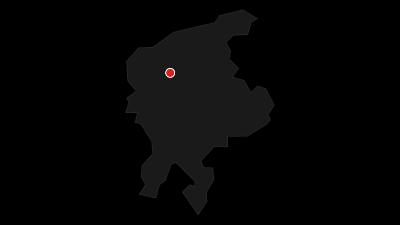 Mappa / Giro in bicicletta: Attraverso Vigo Michele a Campo Tures