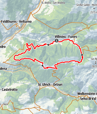 Mapa / Raschötz