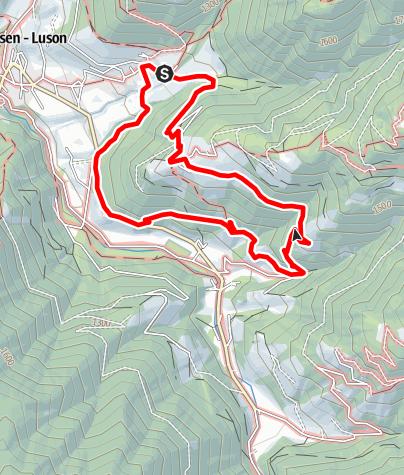 Mapa / Die Flittrunde