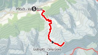 Mapa / Auf die Felbe