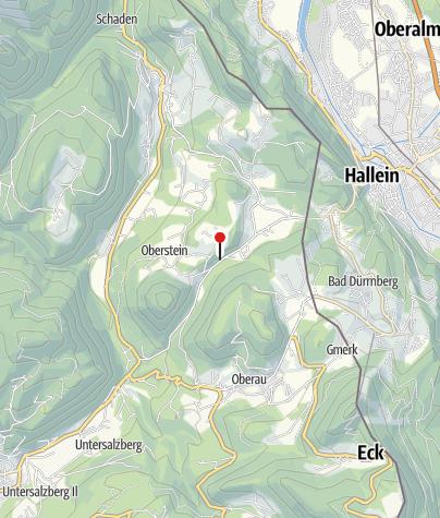 Karte / Gasthaus Oberstein