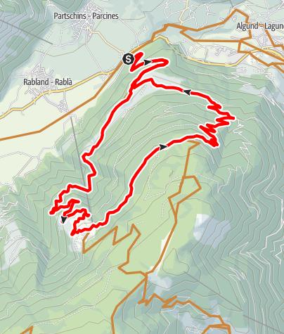 Карта / Aschbach Tour