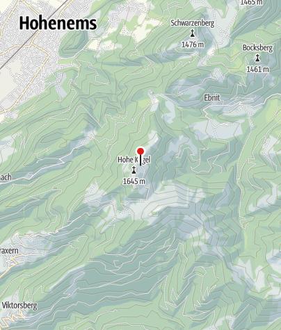 Karte / Kugelalpe